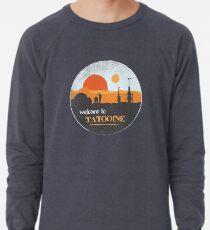 Willkommen auf Tatooine Leichter Pullover