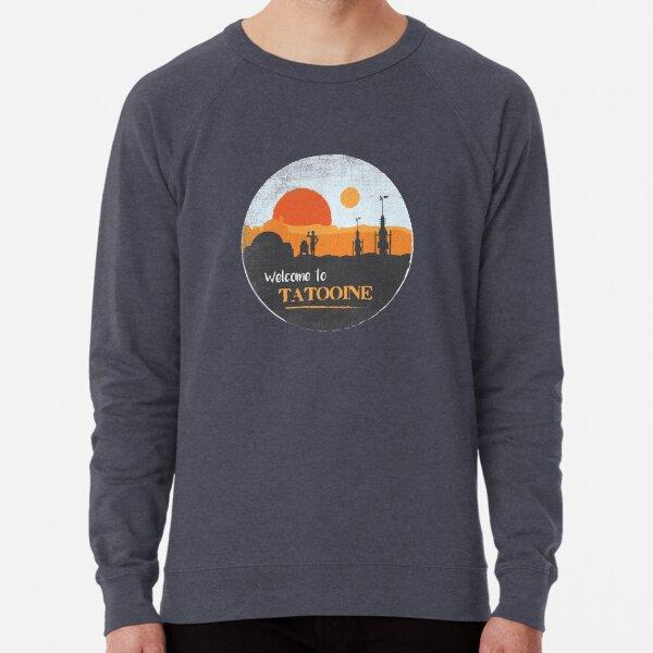 Welcome to Tatooine Sweatshirt léger