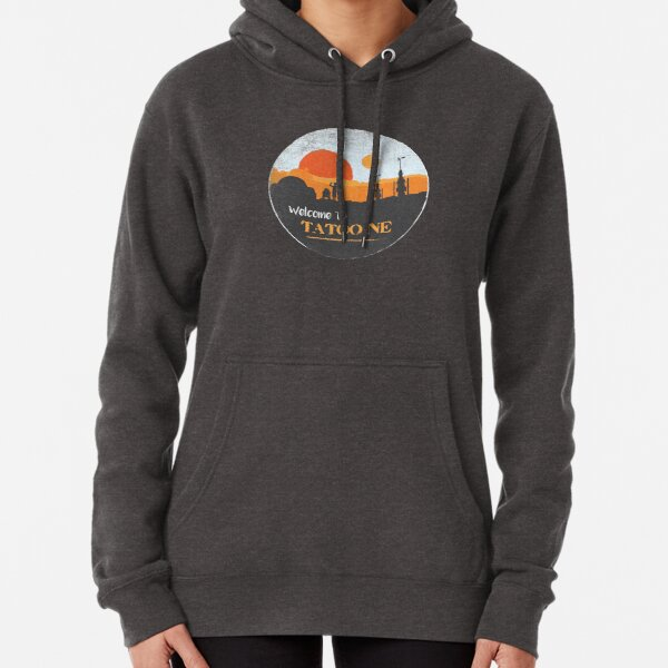 Welcome to Tatooine Pullover Hoodie