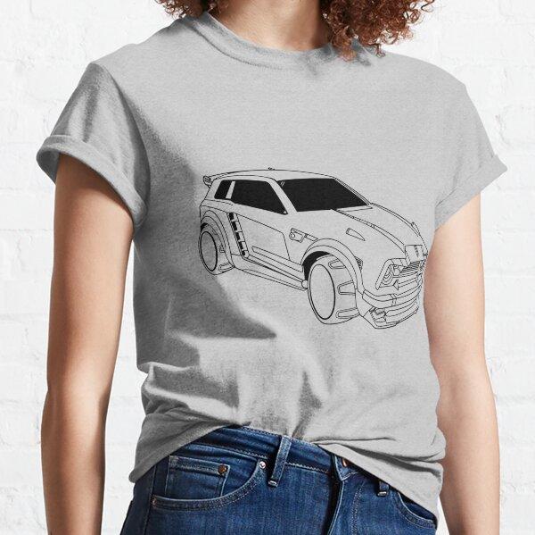 rocket league fennec T-shirt classique