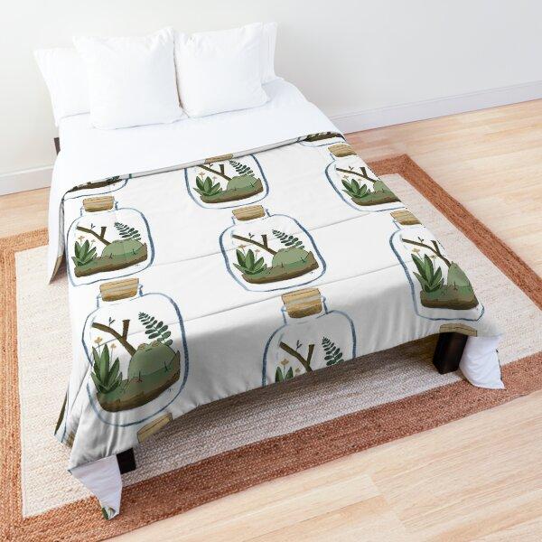 Tiny Frog Home Comforter