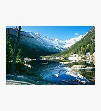 Mills Lake Photographic Print