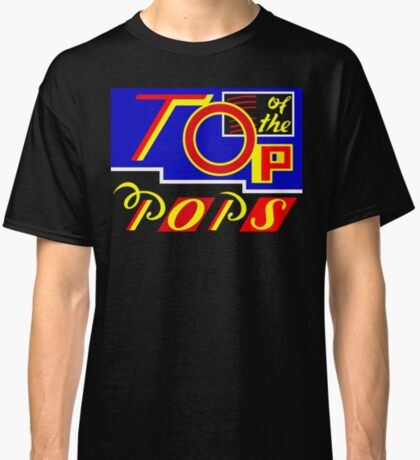 NDVH Top of the Pops - 1986-1988 Classic T-Shirt