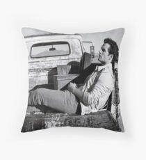 Henry Cavill Throw Pillow
