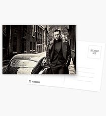 Tom Hiddleston Postcards