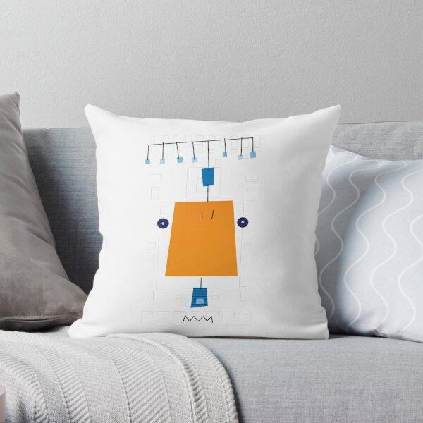 #11 - The Duck Throw Pillow
