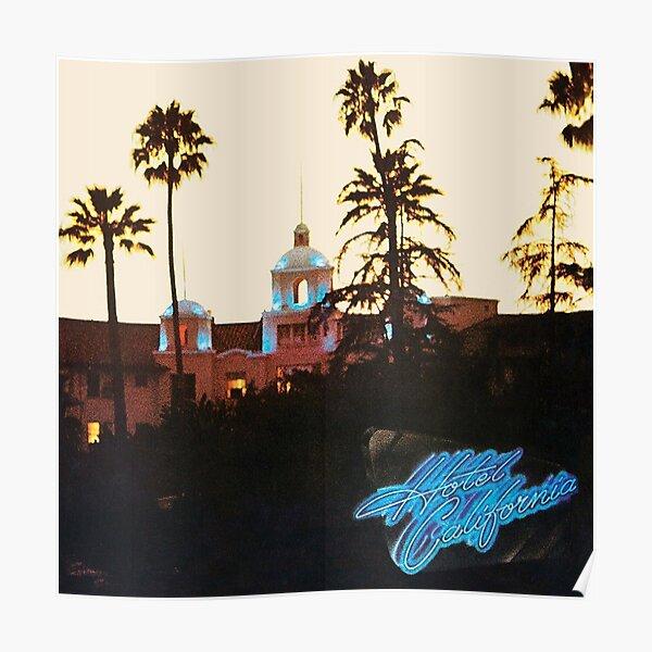 Orange California Poster