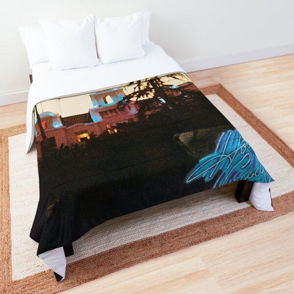 Orange California Comforter