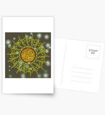 Ya ayyuhal Insan Ma Gharraka  Postcards