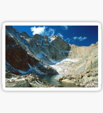 Chasm Lake Sticker