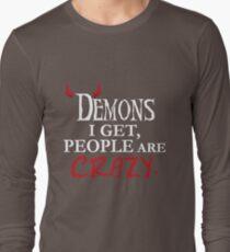 Demons I Get v2.0 Long Sleeve T-Shirt