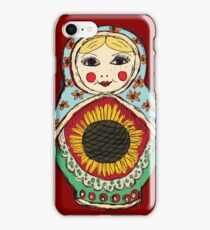 Matrioshka iPhone Case/Skin