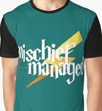 Mischief Managed Graphic T-Shirt