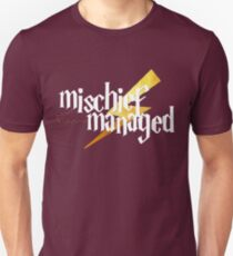 Mischief Managed T-Shirt