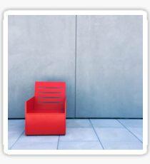 Red Chairy Sticker