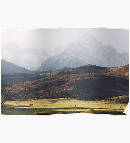 Ghost Mountains Poster