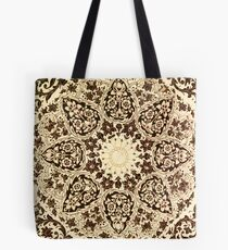 Ornaments of Islamic Arts Tote Bag