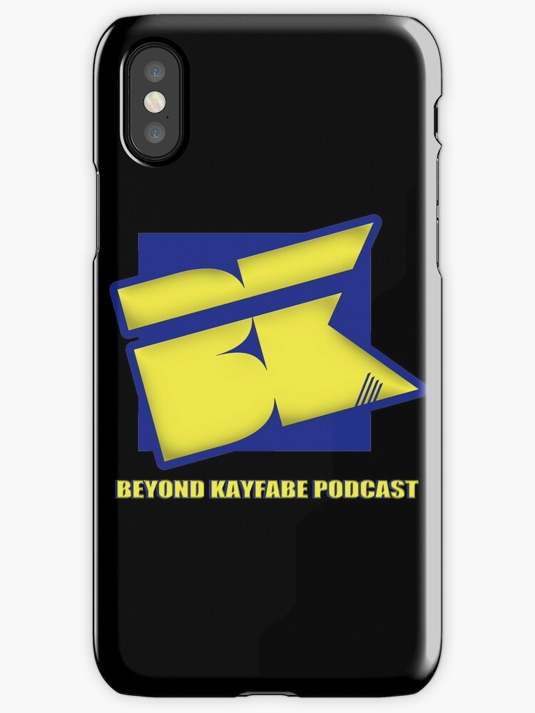 Beyond Kayfabe Logo - Retro 90's by falsefinish66