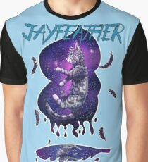 Jayfeather's Galaxy - Warrior Cats Graphic T-Shirt
