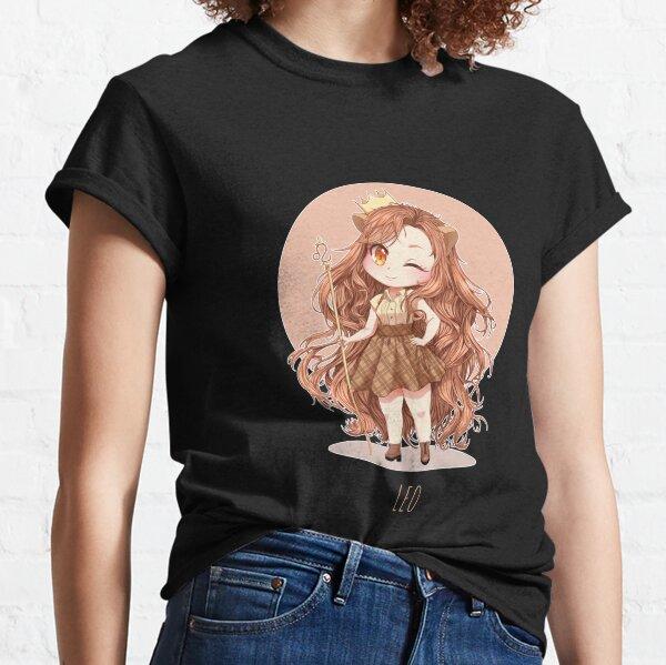 Horoscope Serie - Chibi Leo  Classic T-Shirt