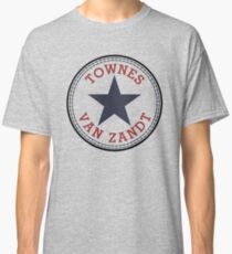Townes Van Zandt Lone Star State Classic T-Shirt