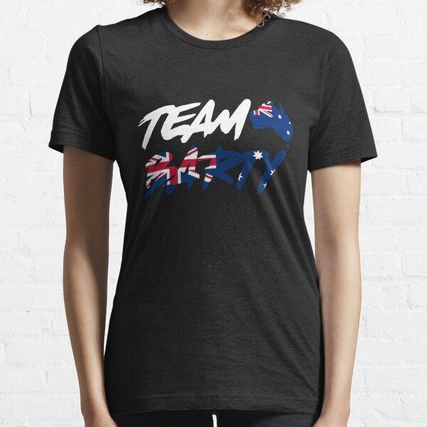 Team Ashleigh Barty  Essential T-Shirt