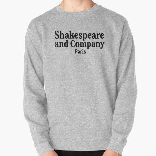 Shakewspeare and company Pullover Sweatshirt
