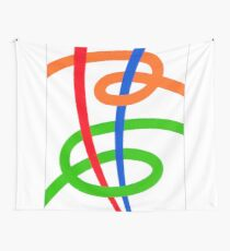 ENCIRCLEMENT Wall Tapestry