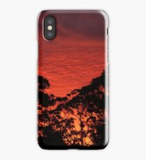 Stanwell Tops Sunset iPhone Case