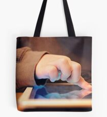 Touch Screen Tote Bag