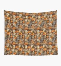 The Halloween Parliament Wall Tapestry
