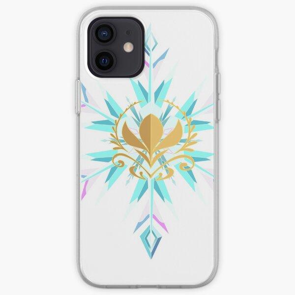 Elsanna Snowflake II iPhone Soft Case