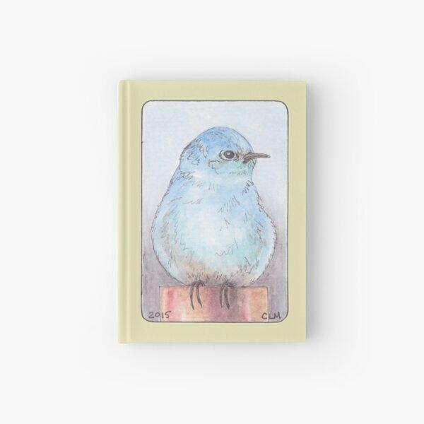 Bluebird of Happiness Hardcover Journal