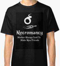 Dungeons and Dragons Necromancy  Classic T-Shirt