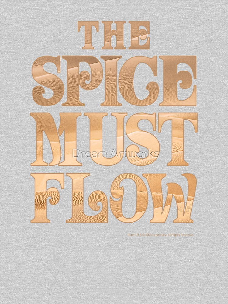 The Spice Must Flow, Dune by DreamArtowrks