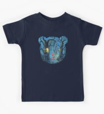 Girl and the bear Kids Clothes