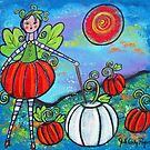 The Pumpkin Fairy by Juli Cady Ryan