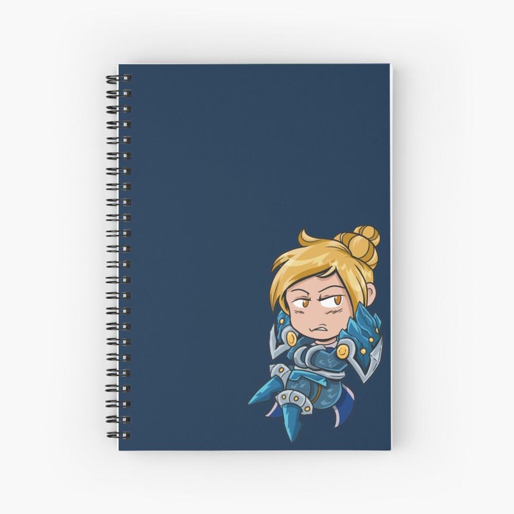 The Ever-Grump Spiral Notebook