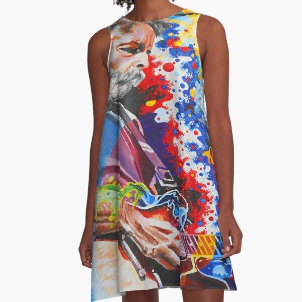 Dizzy With Eternity A-Line Dress