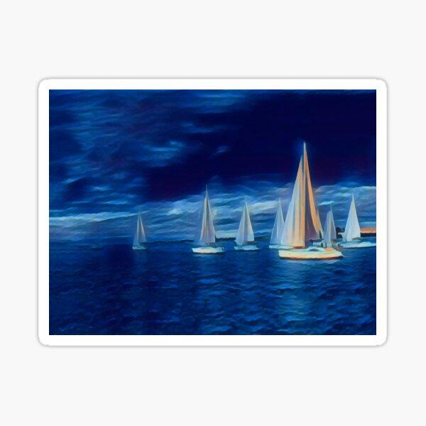 sails Sticker