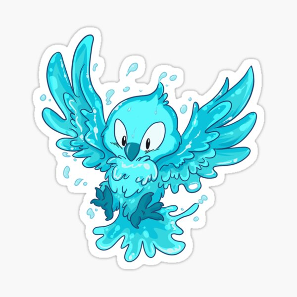 Moist Owlette Sticker