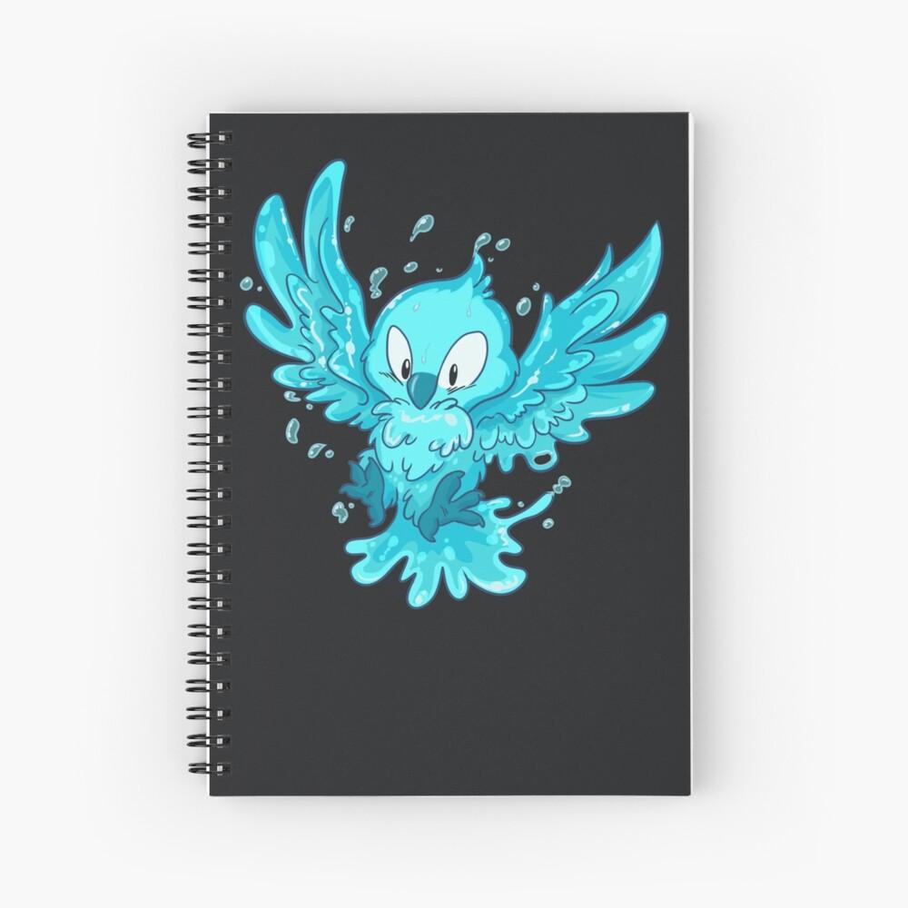 Moist Owlette Spiral Notebook