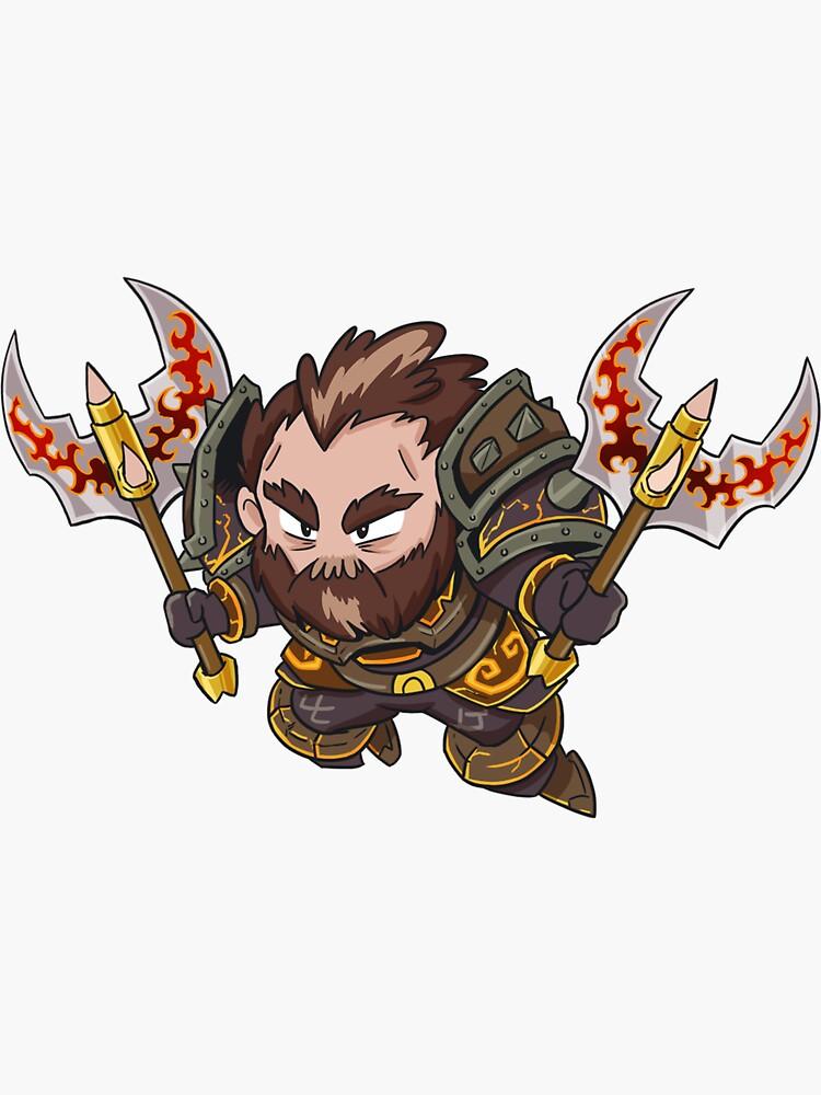 The Warrior by BlizzardWatch