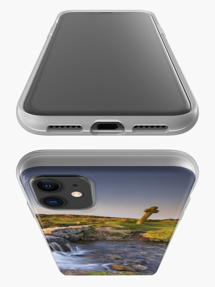 Alternate view of The Windy Post - Dartmoor iPhone Case & Cover