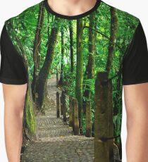 Path through the jungle  Graphic T-Shirt