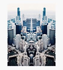 Chicago Doubletake Photographic Print