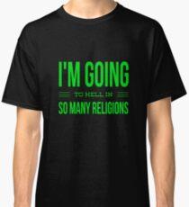 Religious Ideas Classic T-Shirt