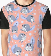 Poliwag Puddle Graphic T-Shirt