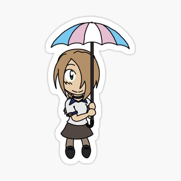 RAIN - Solo Chibi Rain 1 Sticker