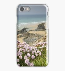 Cornwall - Bedruthan Steps iPhone Case/Skin